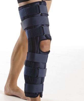 Knielagerungsschiene